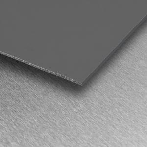 Ash Gloss PVC Wall Cladding Sheet
