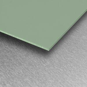 Avocado Gloss PVC Wall Cladding Sheet