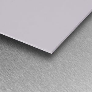 Clay Satin PVC Wall Cladding Sheet