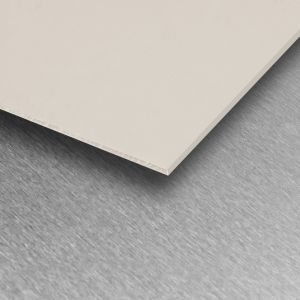 Linen Satin PVC Wall Cladding Sheet