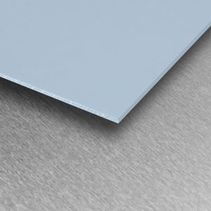 Mint Satin PVC Wall Cladding Sheet