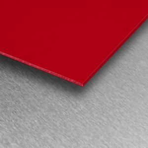 Ruby Gloss PVC Wall Cladding Sheet