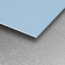 Sky Satin PVC Wall Cladding Sheet