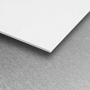 White Gloss PVC Wall Cladding Sheet