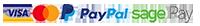 PVC Cladding Direct - Payment Methods